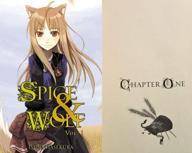 Spice & Wolf Vol1 Ch1